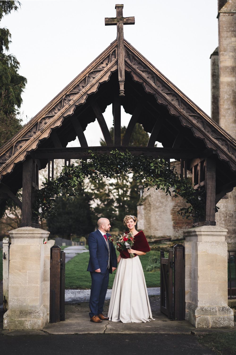 Tydd St Mary Church Wedding