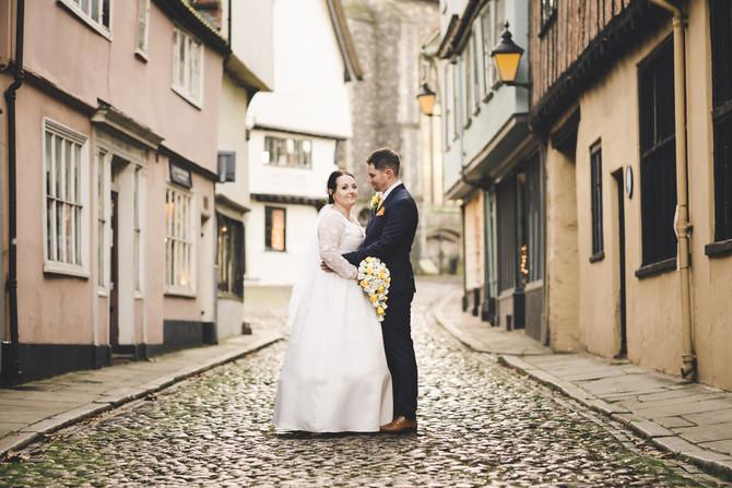 Norwich Castle Wedding Photography / Siobhan & Ryan