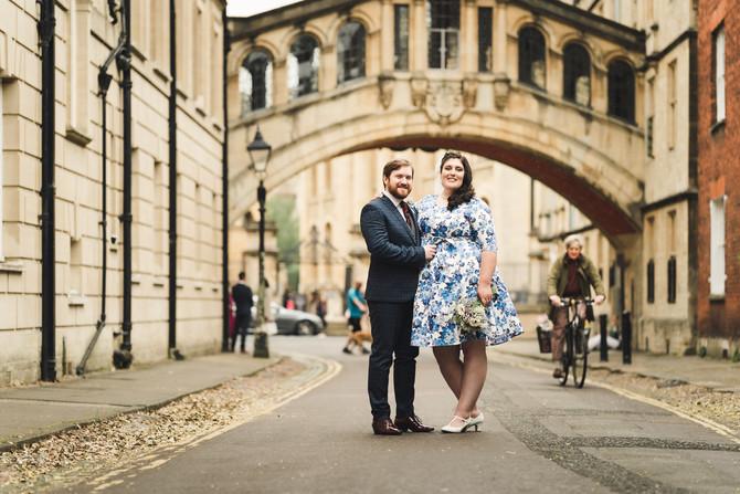 Emily & Chris | Oxford Wedding Photographer | Ben Chapman Photos