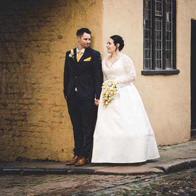 Elm Hill Wedding Photo