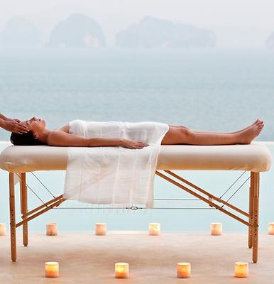 Massage relaxant à St Barthélémy