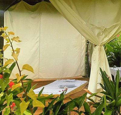 massage thaï à St Barth
