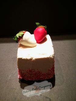 Personal Vanilla Cake