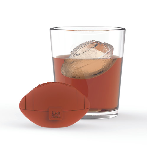 Football Silicone Ice Mold by TrueZoo