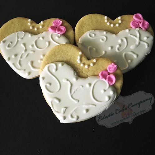 Heart Dress Cookie