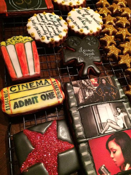 Old Hollywood Cookie Set