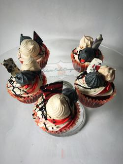 Drip Cupcakes*
