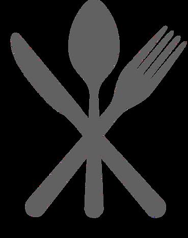 Eclectic Eats utensil logo