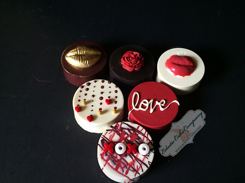 Love & Lips Oreos