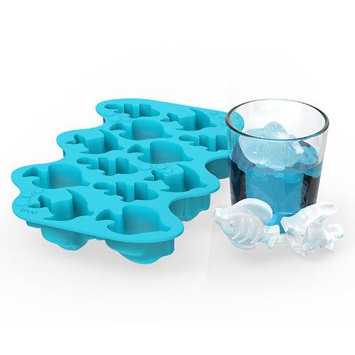 Parad-Ice™ Fish Silicone Ice Cube Tray by TrueZoo