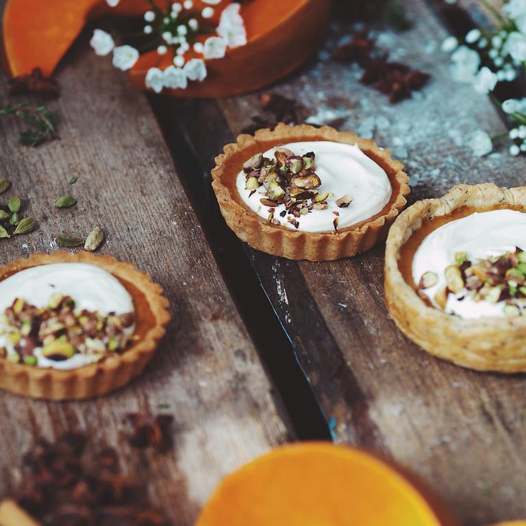 Tarts & Pies - Seasonal Foods Culinary Class
