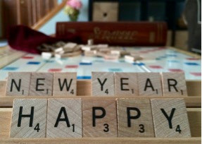 The Simplified Digital Me: How To Set The Stage for a Happy New Year