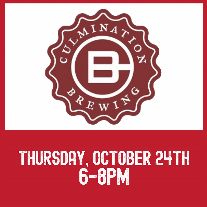 Culmination Brewing brewers event