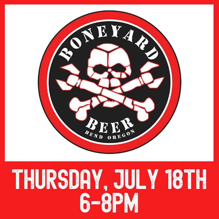 Boneyard Beer tasting event