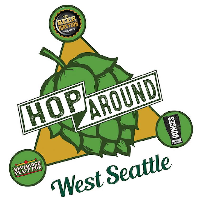 Hop Around West Seattle