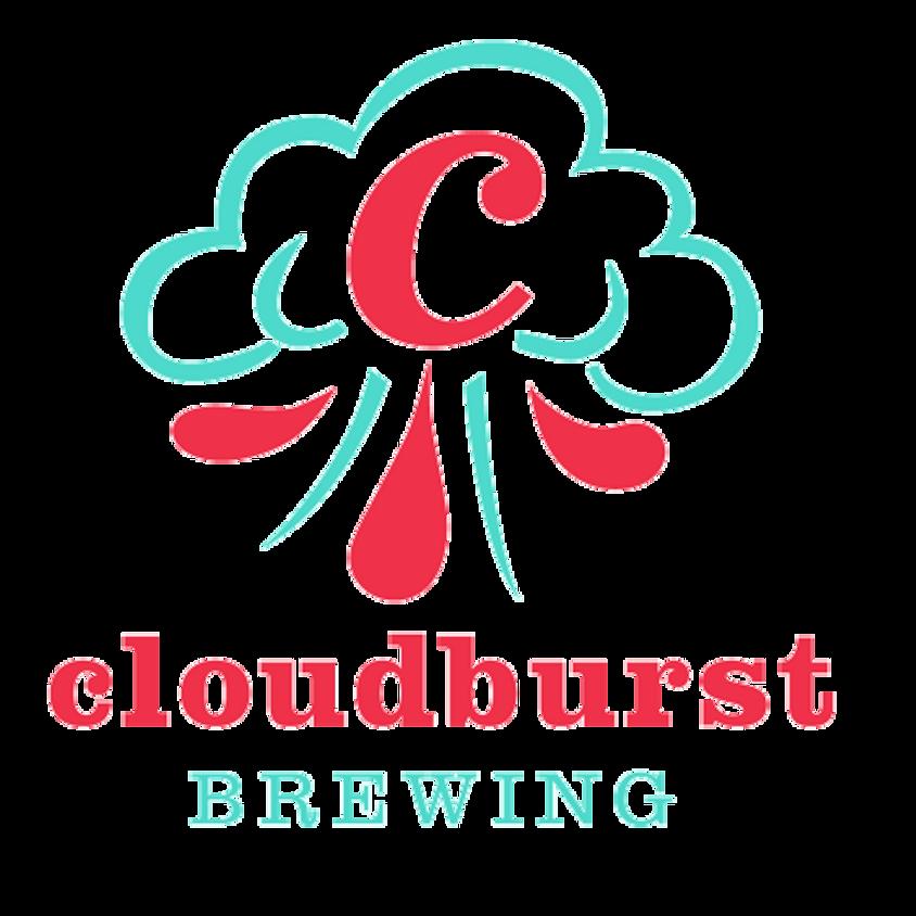 Cloudburst & Beer Junction release party