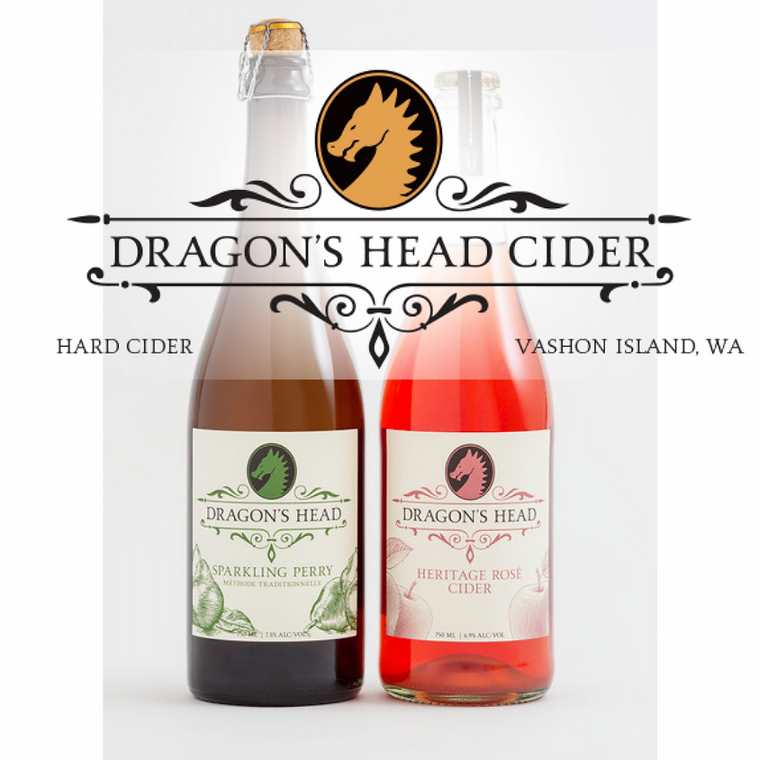 Dragon's Head Cider event