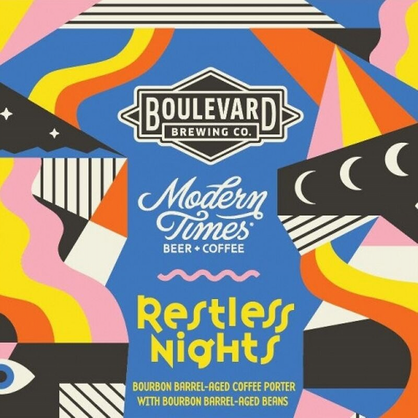 """Boulevard & Modern Times """"Restless Nights"""" Party!"""