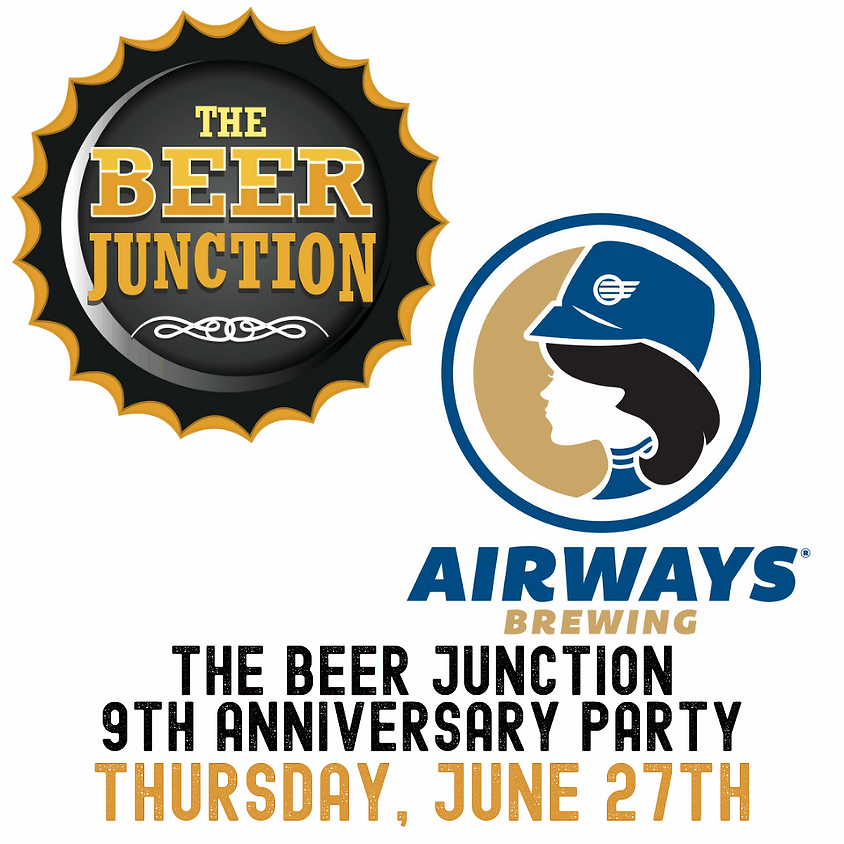 The Beer Junction 9th Anniversary Party!