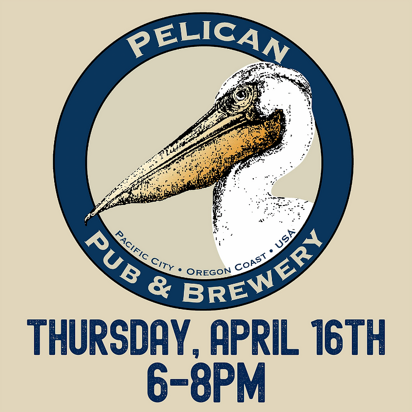 Pelican Brewery tasting event
