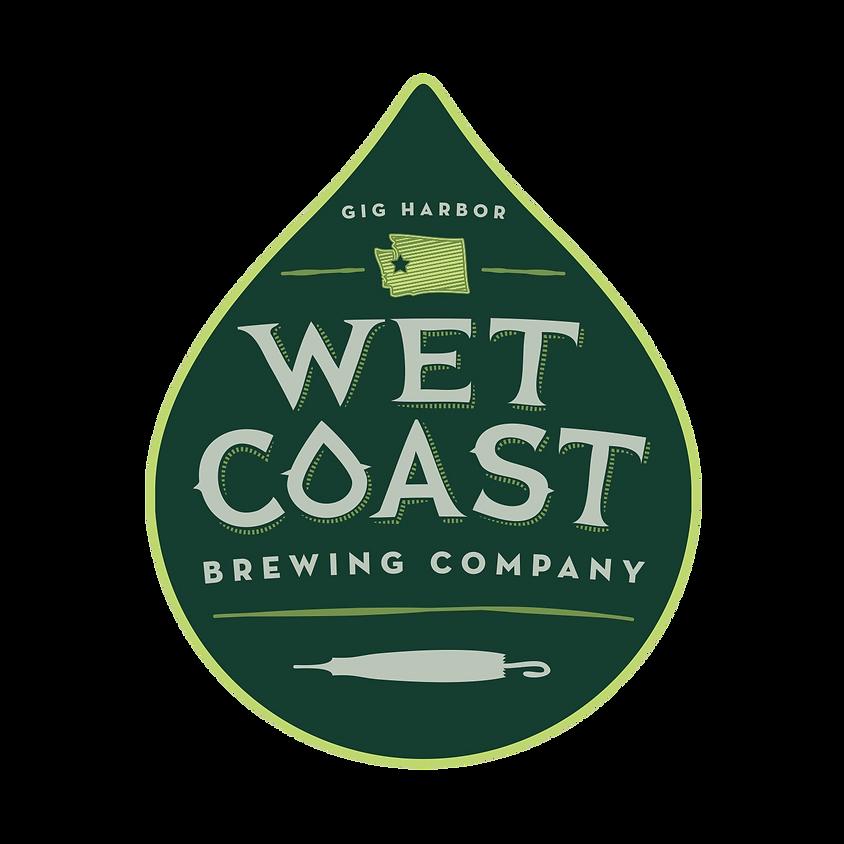 Wet Coast tasting event