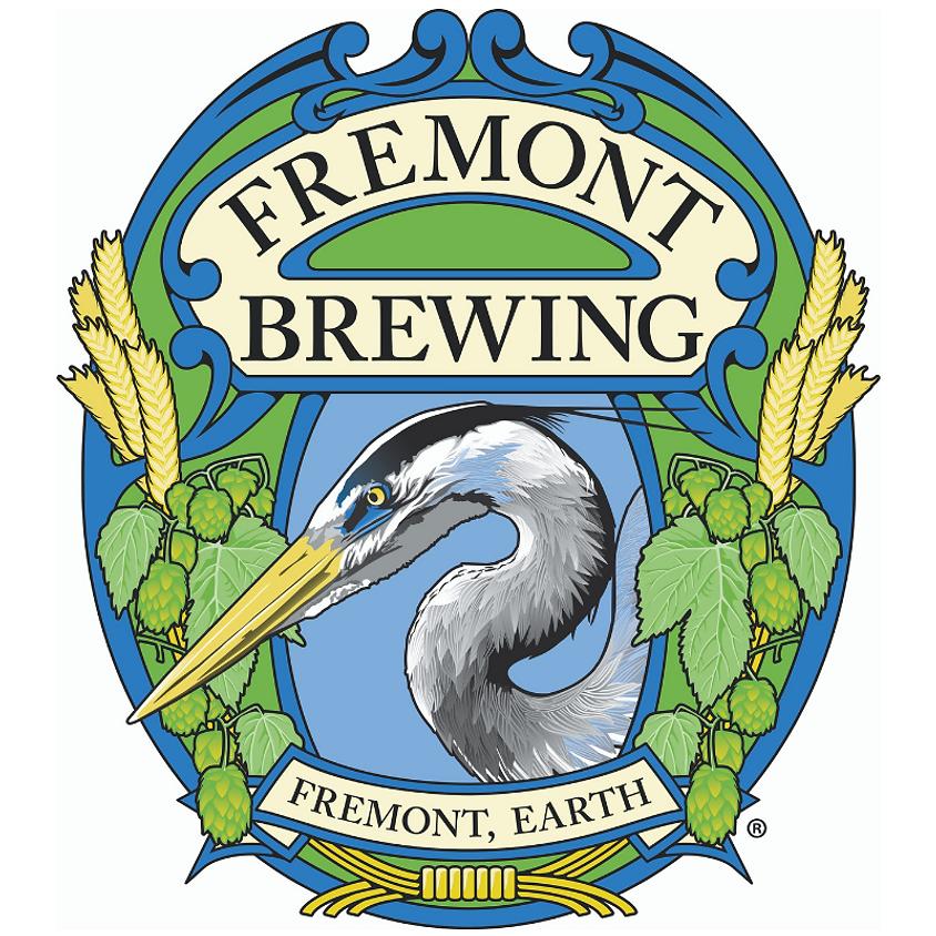Fremont Brewing fresh hop event