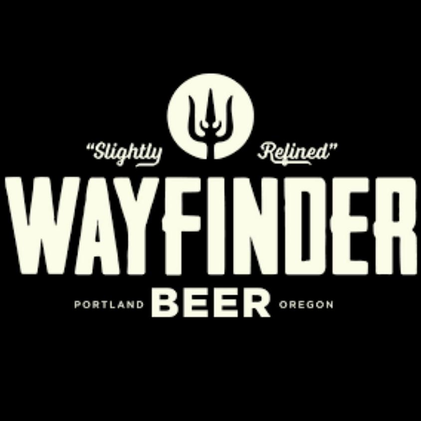 Wayfinder Brewing tasting event