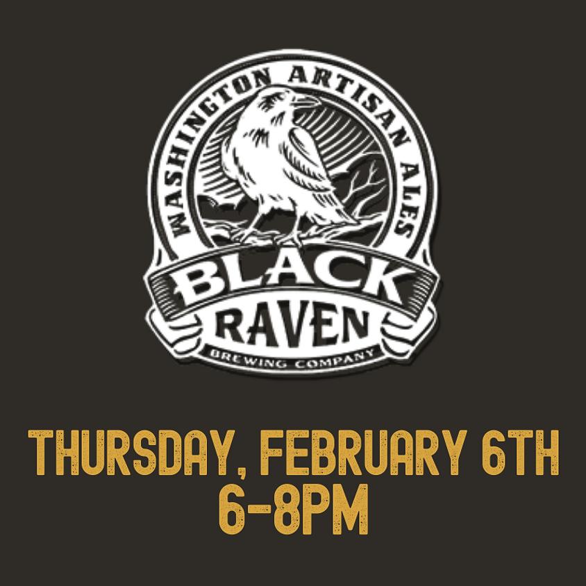 Black Raven brewers night!