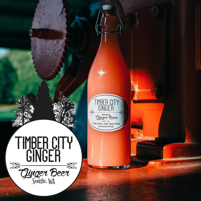 Timber City Ginger tasting event