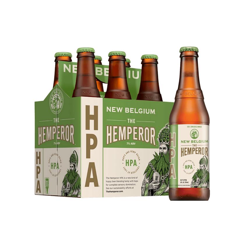 """New Belgium """"Hemperor"""" HPA launch party"""