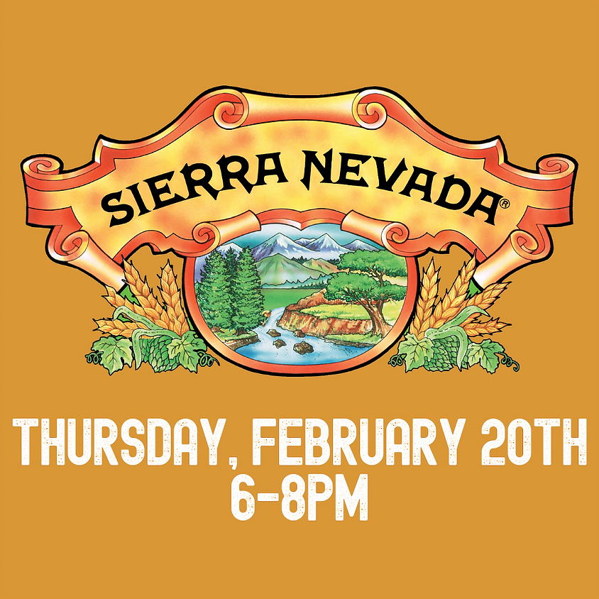 Sierra Nevada brewers night