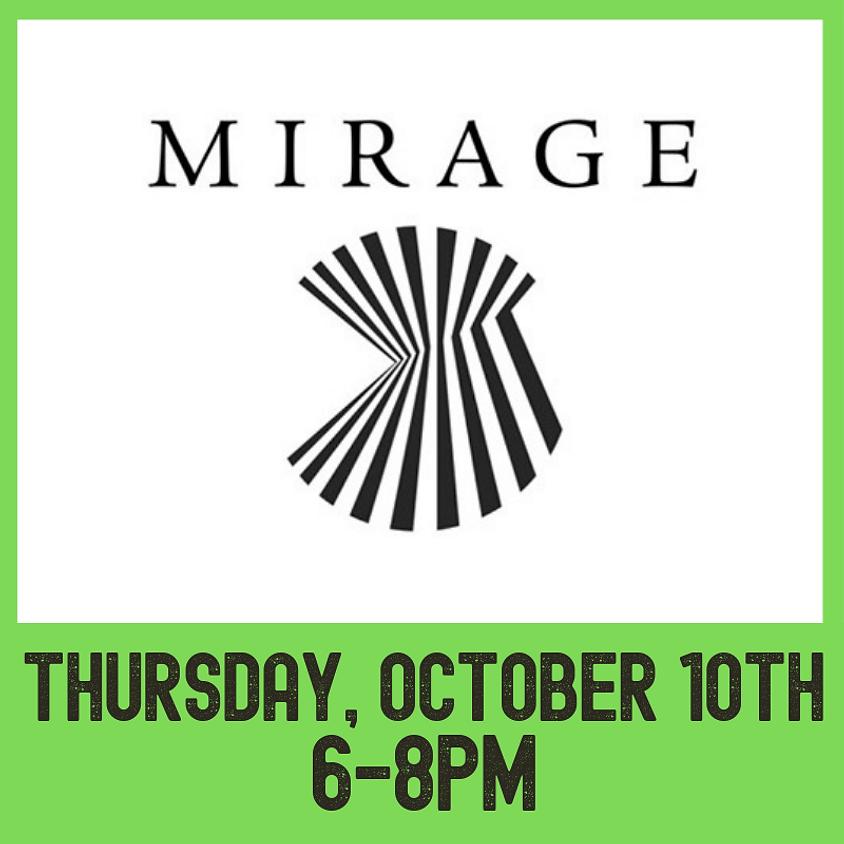 Mirage Beer brewer's night & hangout