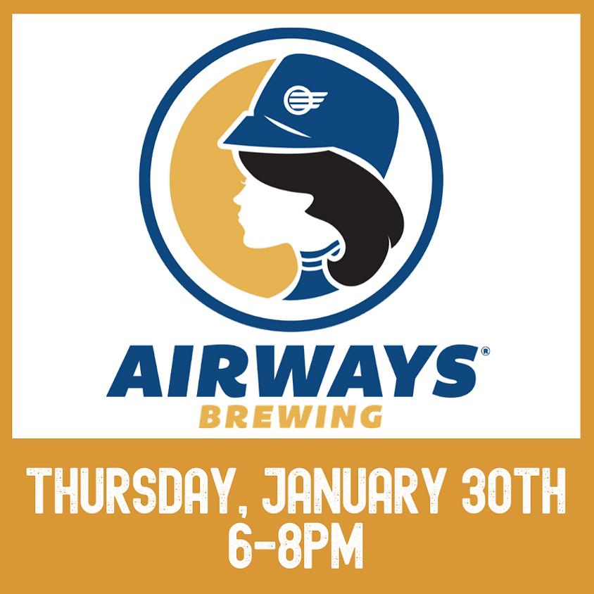Airways Brewing brewers night