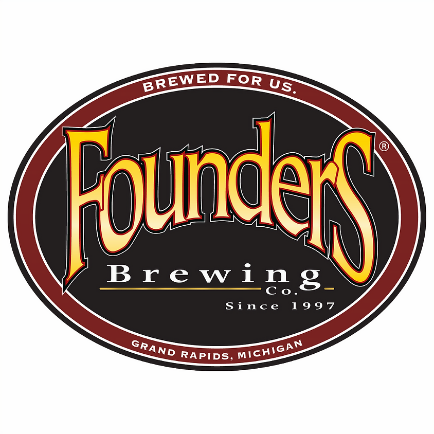 Founders Brewing tasting event
