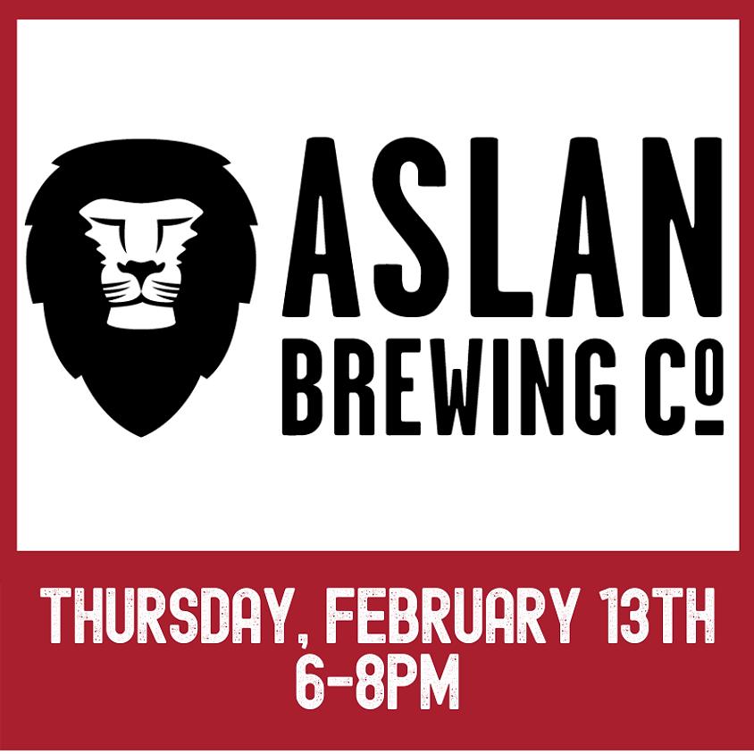 Aslan Brewing brewers night