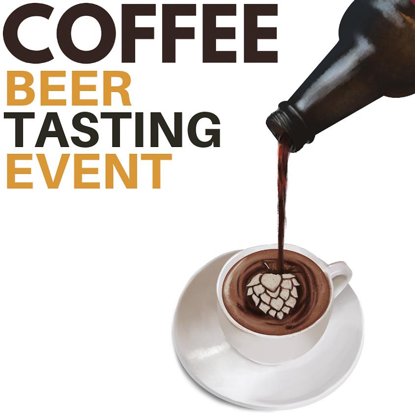 Coffee Beer tasting event