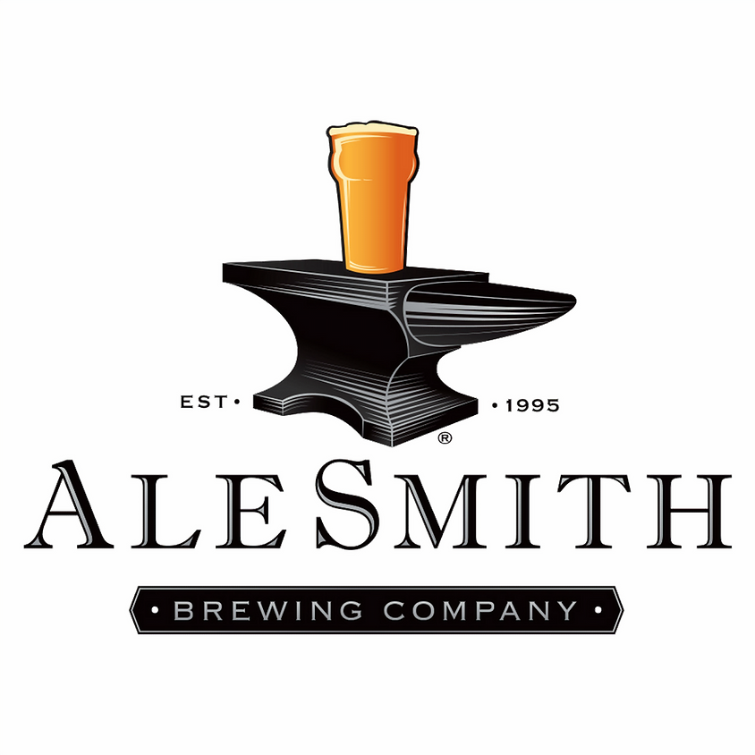 AleSmith Brewing tasting event
