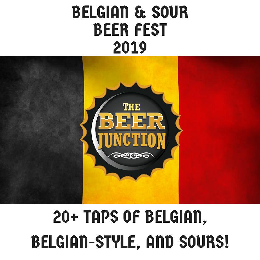 Belgian & Sour Beer Fest 2019
