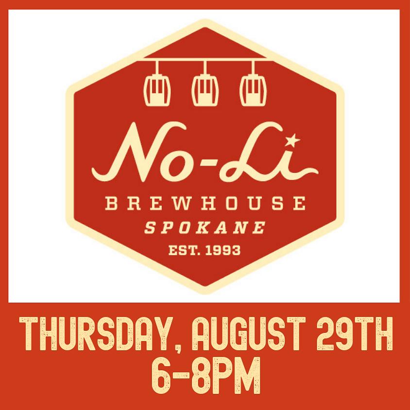 No-Li Brewhouse tasting event