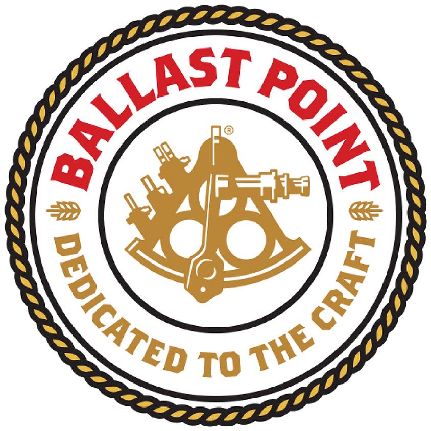 Ballast Point tasting event