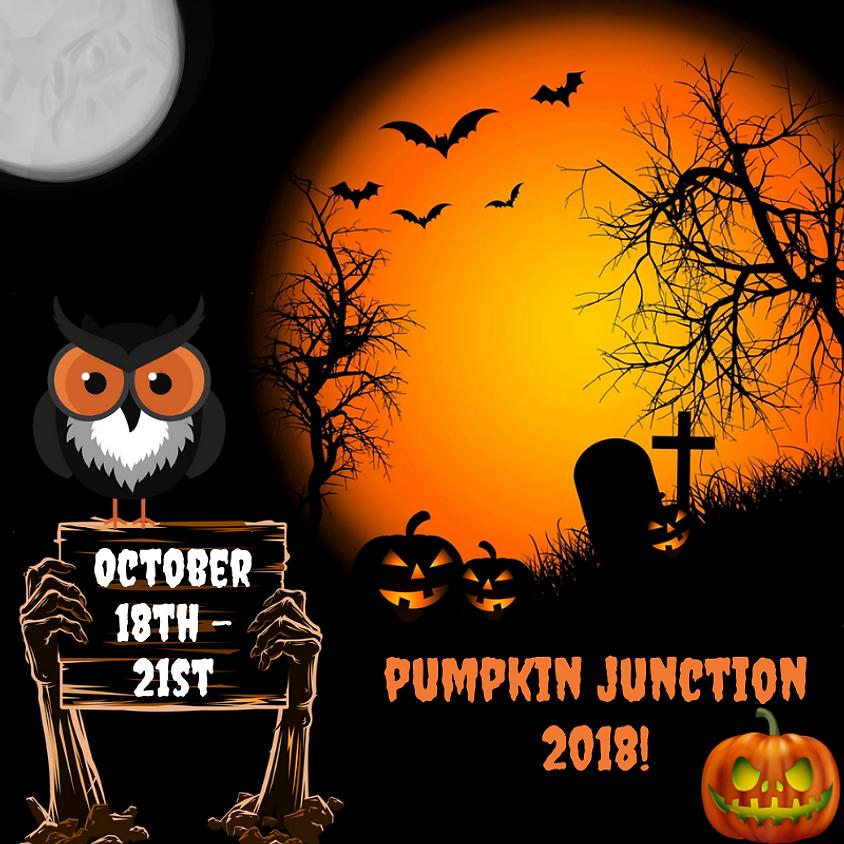 Pumpkin Junction 2018!