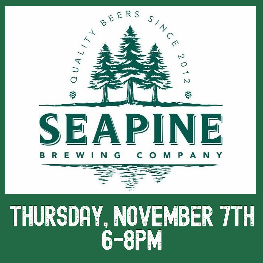 Seapine Brewing brewers event