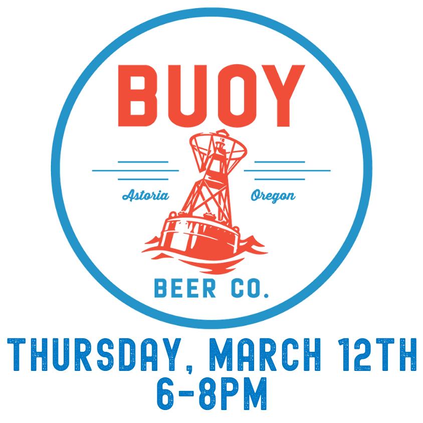 Buoy Beer tasting event!