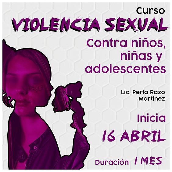 Abuso Sexual contra niños, niñas y adolescentes
