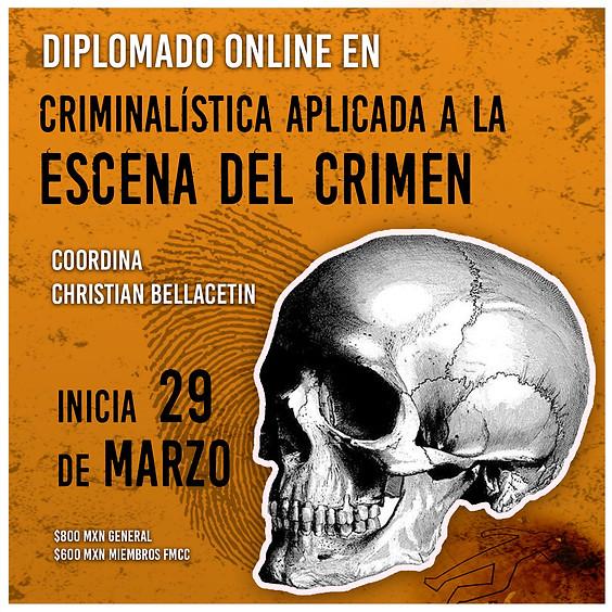 Diplomado   Criminalística aplicada en la escena del crimen