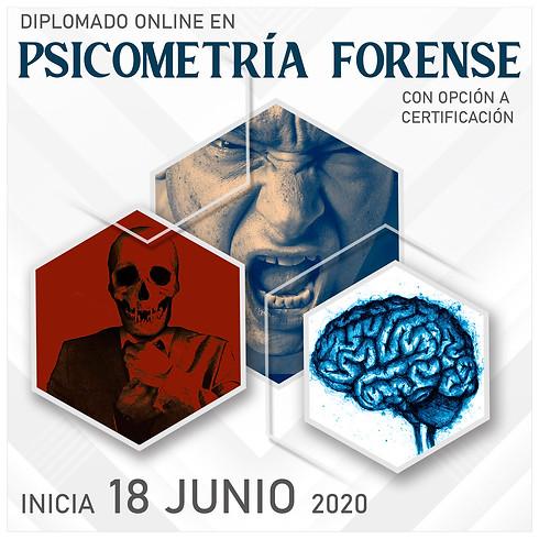 Psicometría forense