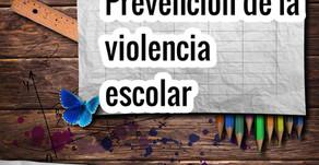 Prevención de la violencia escolar. Una iniciativa en las redes sociales