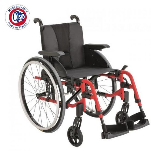 Fauteuil roulant manuel Action 3 NG Light Invacare