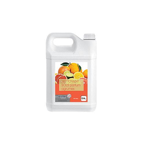Nettoyant sol parfum agrumes Brioxol 5 L