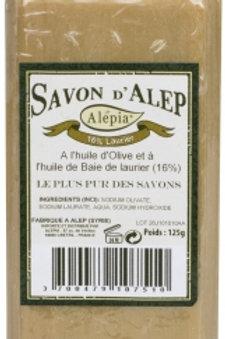 SAVONNETTE ALEP 125GR